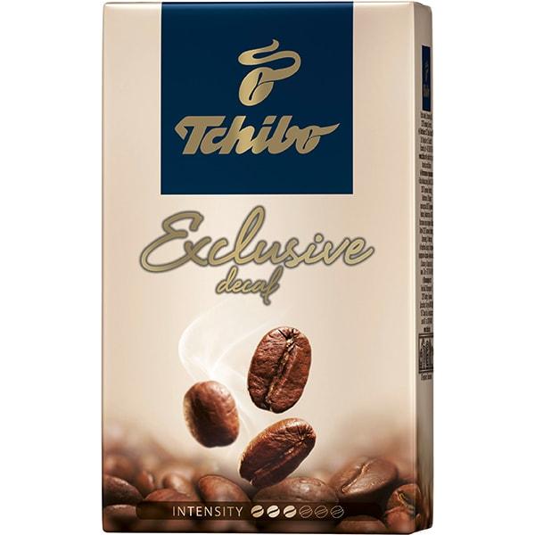 Cafea macinata TCHIBO Exclusive Decaf 79861, 250g