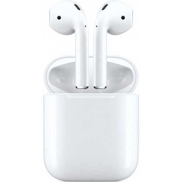 Casti APPLE AirPods 2 MV7N2ZM/A, True Wireless, Bluetooth, In-Ear, Microfon, alb