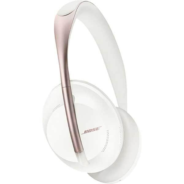 Casti BOSE 700, Bluetooth, On-Ear, Microfon, Noise Cancelling, alb