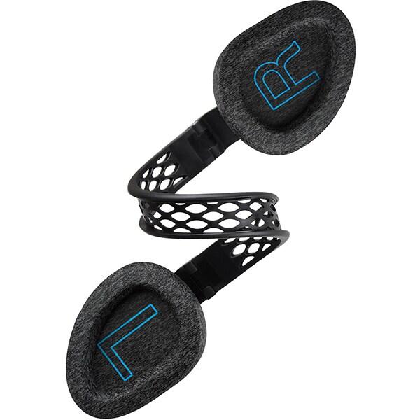Casti JLAB Flex Sport, Bluetooth, On-Ear, Microfon, JLab EQ, negru