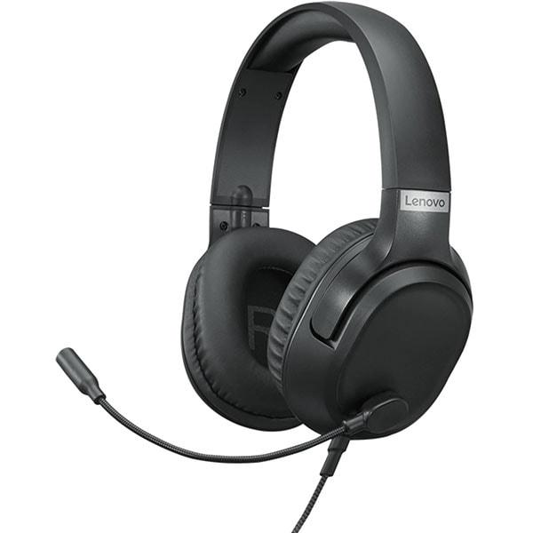 Casti Gaming LENOVO IdeaPad H100, 3.5mm, negru