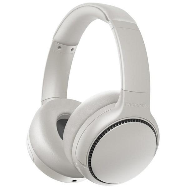 Casti PANASONIC RB-M700BE-C, Bluetooth, Over-Ear, Microfon, crem