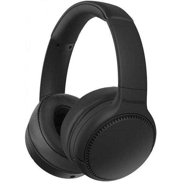 Casti PANASONIC RB-M700BE-K, Bluetooth, Over-Ear, Microfon, negru