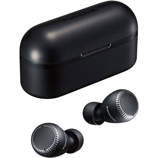 Casti PANASONIC RZ-S300WE-K, True Wireless, Bluetooth, In-Ear, Microfon, negru