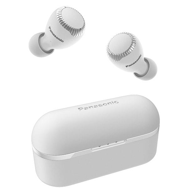 Casti PANASONIC RZ-S300WE-W, True Wireless, Bluetooth, In-Ear, Microfon, alb