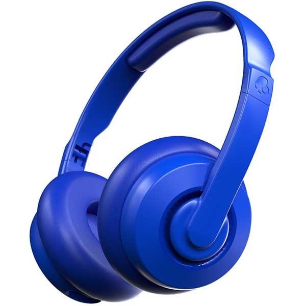 Casti SKULLCANDY Cassette S5CSW-M712, Bluetooth, On-ear, Microfon, Cobalt Blue