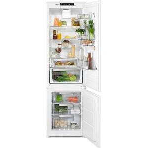 Combina frigorifica incorporabila ELECTROLUX ENN3074EFW, Frost free, 267 l, H 188 cm, Clasa A++, alb