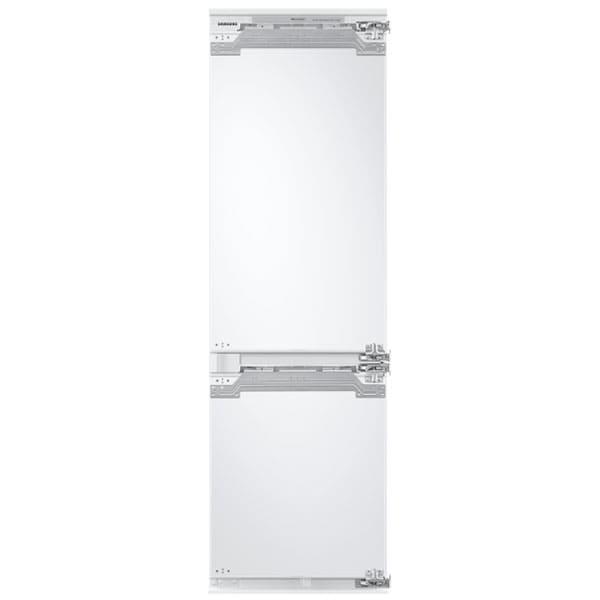 Combina frigorifica incorporabila SAMSUNG BRB260176WW, No Frost, 273 l, H 178 cm, Clasa G, Twin Cooling Plus, alb