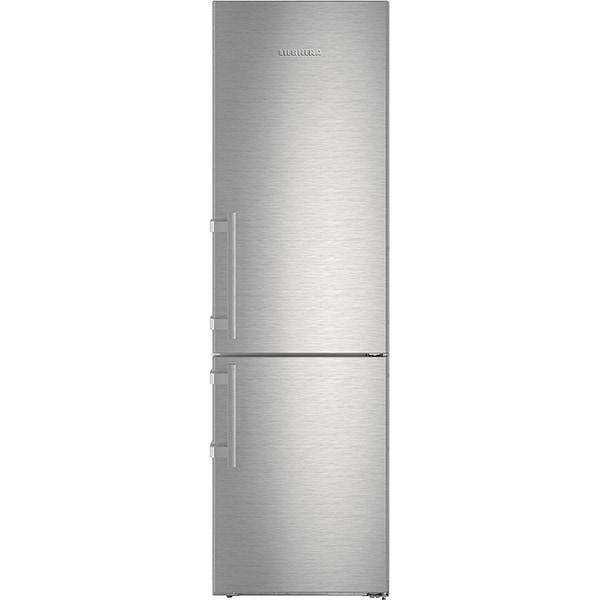 Combina frigorifica LIEBHERR CNef 4835, No Frost, 361 l, H 201 cm, Clasa D, inox
