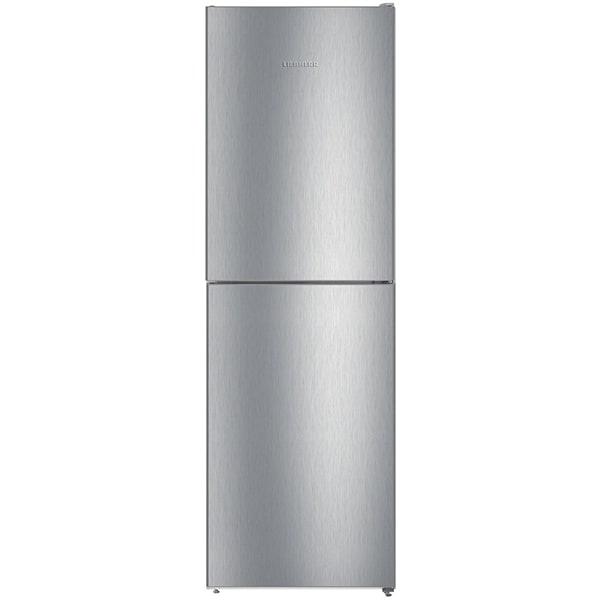 Combina frigorifica LIEBHERR CNel 4213, NoFrost, 294 l, H 186.1 cm, Clasa A++, inox