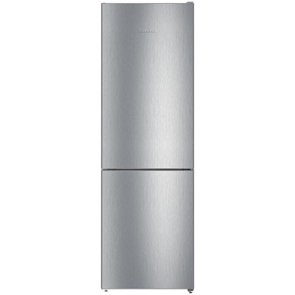 Combina frigorifica LIEBHERR CNel 4313, NoFrost, 304 l, H 186.1 cm, Clasa E, inox