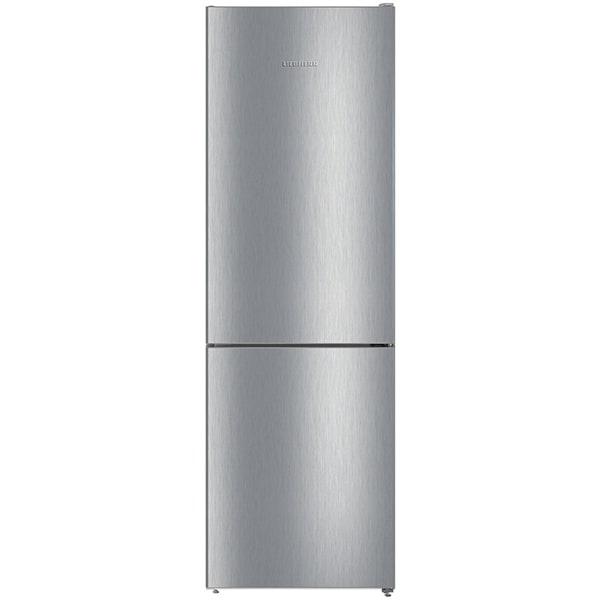Combina frigorifica LIEBHERR CPel 4313, SmartFrost, 308 l, H 186.1 cm, Clasa D, inox