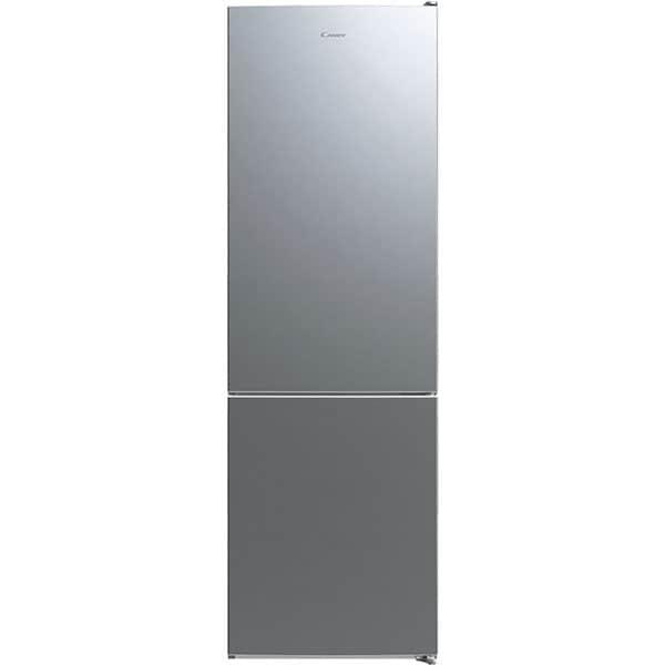 Combina frigorifica Candy CVBNM 6182XPSN, No Frost, 310 l, H 188 cm, Clasa F, inox