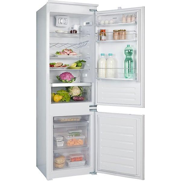 Combina frigorifica incorporabila FRANKE FCB 320 V NE, 273 l, H 177 cm, Clasa E, alb