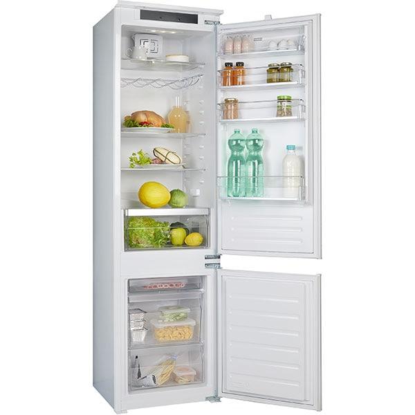 Combina frigorifica incorporabila FRANKE FCB 360 V NE, 306 l, H 193.5 cm, Clasa E, alb