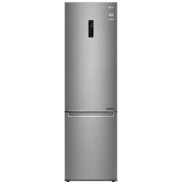 Combina frigorifica LG GBB72SADXN, No Frost, 384 l, H 203 cm, A+++, Wi-Fi, saffiano