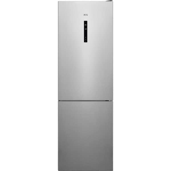 Combina frigorifica AEG RCB632E5MX, No Frost, 324 l, H 186 cm, Clasa E, inox