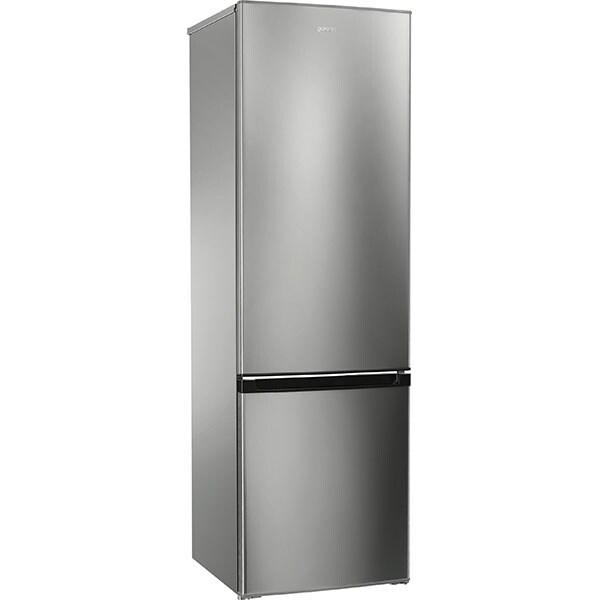 Combina frigorifica GORENJE RK4171ANX, 273 l, H 176 cm, Clasa A+, inox