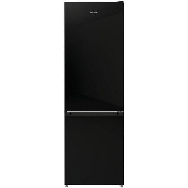 Combina frigorifica GORENJE RK6192ABK4, FrostLess, 326 l, H 185 cm, Clasa A++, negru