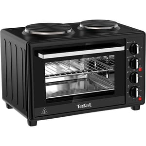 Cuptor electric TEFAL Optimo OF463830, 32l, 1600W, 5 programe, negru