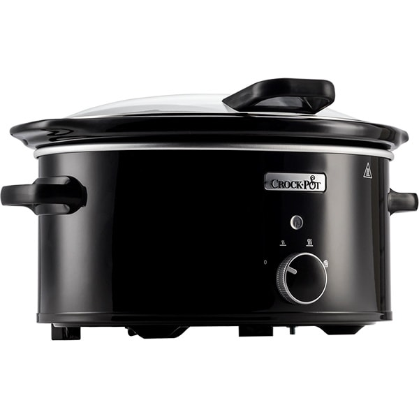 Multicooker CROCK-POT CSC031X-DIM, 5.7l, 220W, 3 programe, negru