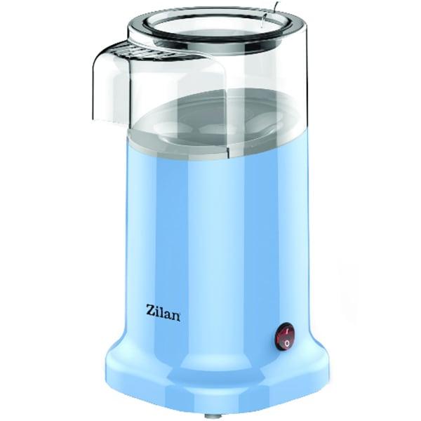 Aparat pentru popcorn ZILAN ZLN3147, 1200W, bleu