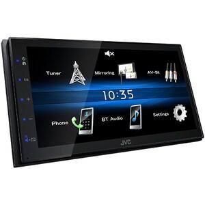 Media receiver auto JVC KW-M25BT, 4 x 50W, Bluetooth, USB, Mirroring android