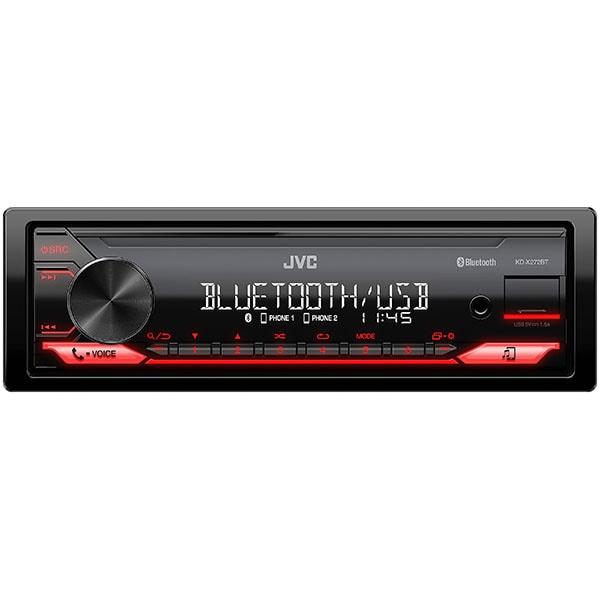 Player auto JVC KD-X272BT, 4 X 50W, Bluetooth, USB