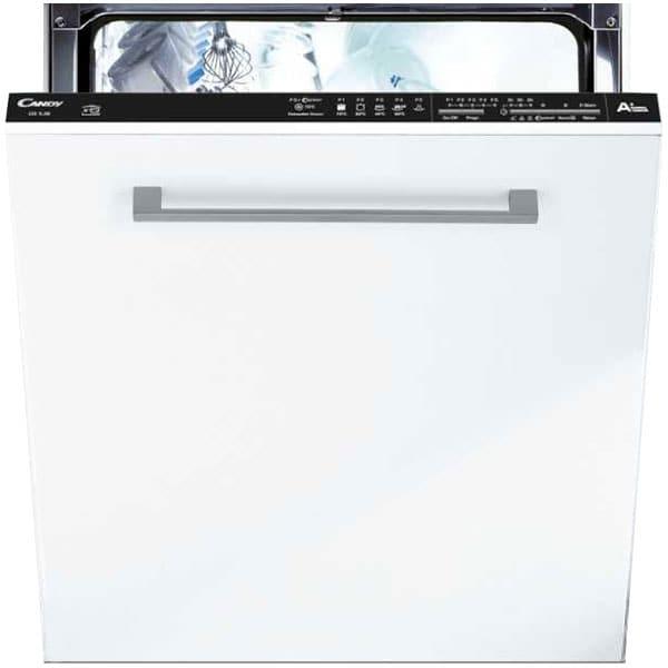 Masina de spalat vase incorporabila CANDY CDI 1L38/T, 13 seturi, 5 programe, 60 cm, Clasa F, alb