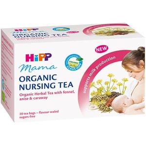 Ceai organic pentru ajutarea lactatiei HIPP 1321, 30g, 20 pliculete