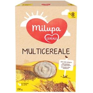 Cereale MILUPA Multicereale 657542, 8 luni+, 230g