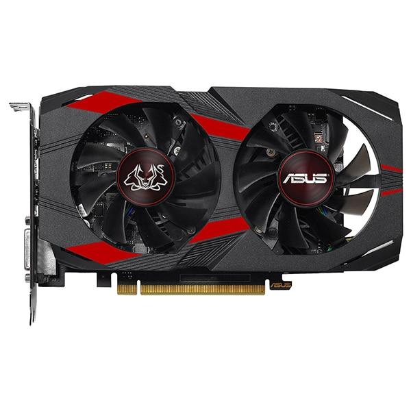 Placa video ASUS NVIDIA GeForce GTX 1050 Ti, 4GB GDDR5, 128bit, CERBERUS-GTX1050TI-O4G