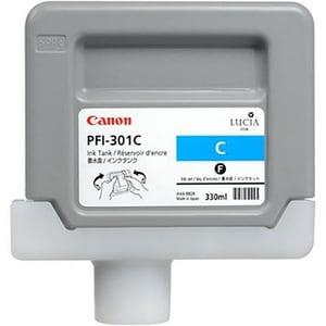 Cartus CANON PFI-301PC Photo, Cyan
