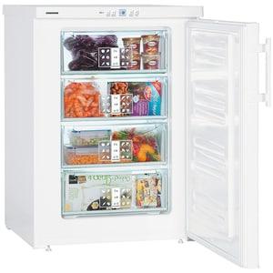 Congelator LIEBHERR GP 1486 Premium, SmartFrost, 103 l, H 85.1 cm, Clasa A+++, alb