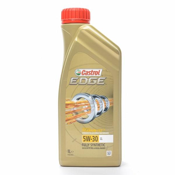Ulei Motor CASTROL EDGE LL LONGLIFE, 5W-30, 1L