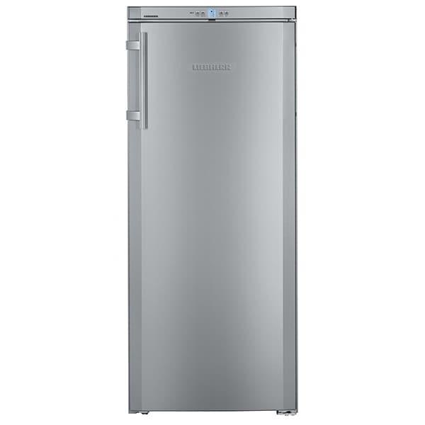 Congelator LIEBHERR GNPef 2313 Comfort, NoFrost, 185 l, H 144.7 cm, Clasa F, inox