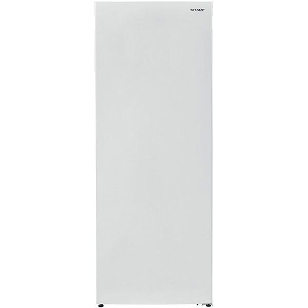Congelator SHARP SJ-S1212E2W-EU, NoFrost 194 l, H 155.5 cm, Clasa A++, alb