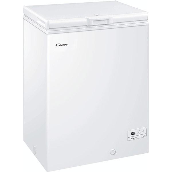 Lada frigorifica CANDY CHAE 1462F, 142 l, H 84.5 cm, Clasa F, alb