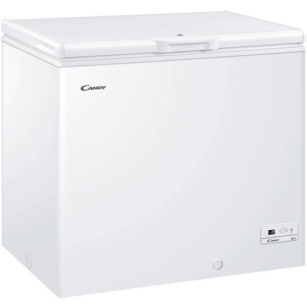Lada frigorifica CANDY CHAE 2032F, 198 l, H 84.5 cm, Clasa F, alb