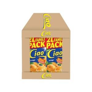 Bautura racoritoare necarbogazoasa CIAO Portocale bax 2L x 6 cutii