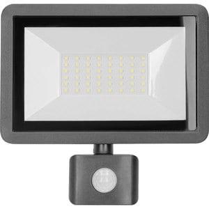 Proiector LED ORNO OR-NL-6138BLR4, 50W, 4000 lumeni, IP44, negru