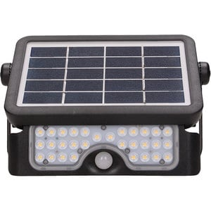 Proiector LED ORNO OR-SL-6108BLR4, 5W, 500 lumeni, IP65, negru
