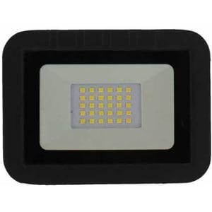 Proiector LED WELL LEDFN-SPARKLE20BK-WL, 20W, 1600 lumeni, IP65, negru