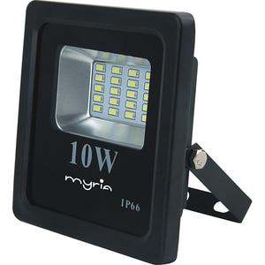 Proiector LED MYRIA MY2238, 10W, 400 lumeni, negru