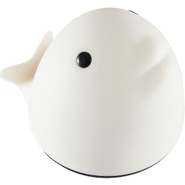 Lampa de veghe LED HOME NLB 1, forma balena, alb