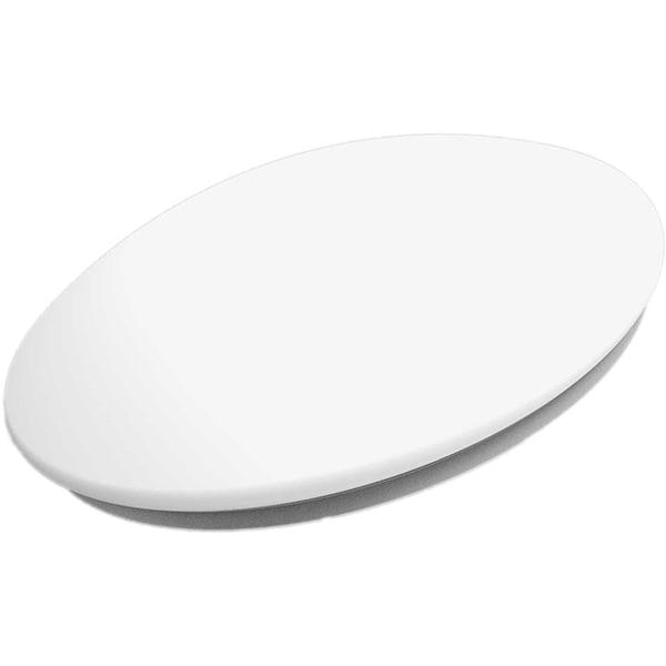 Plafoniera LED de exterior WELL LEDCC-1226-SATIN-WL, 12W, alb