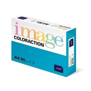 Hartie color pentru copiator COLORACTION, A4, 500 coli, Bleu Ciel-Lisbon