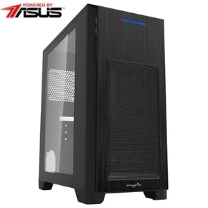 Sistem Desktop PC MYRIA Manager V47, Intel Pentium Gold G5420 3.8GHz, 8GB, SSD 240GB, Intel UHD Graphics 610, Ubuntu
