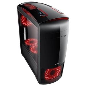 Sistem Desktop PC MYRIA Digital V26, Intel Core i5-9400F pana la 4.1GHz, 8GB, 1TB + SSD 120GB, NVIDIA GeForce GTX 1050 Ti 4GB, Ubuntu