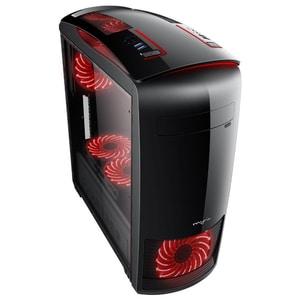 Sistem Desktop PC MYRIA Style V59, AMD Ryzen 3-3200G pana la 4GHz, 16GB, SSD 240GB, AMD Radeon Vega 8 Graphics, Ubuntu